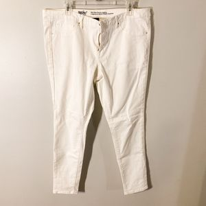 White Jeans (Never Worn)
